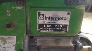 Motopompa Intermoto Lombardini