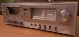Nordmende HIFI Cassette Deck CD-