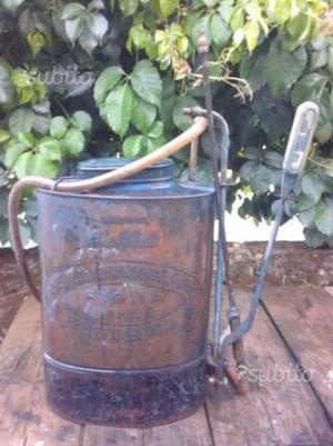 Pompa per acqua ramata