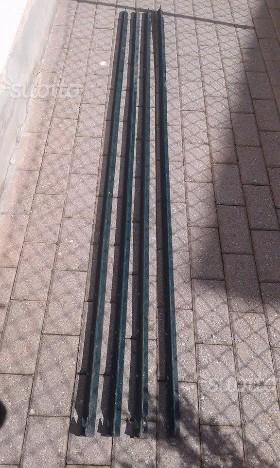 Sbarre di ferro per recinzione giardino nuove 30