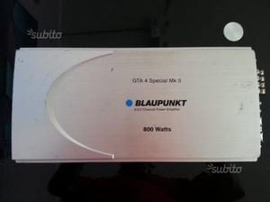 Amplificatore blaupunkt 800w