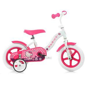 Bicicletta Hello Kitty Per Bambina 10� Senza