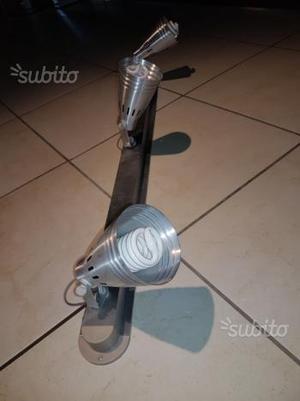 Lampada Ikea completa di lampadine a basso consumo