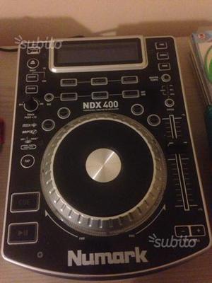 Numark Ndx 400 cdj lettore usb cd