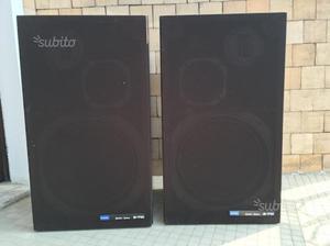 Pioneer casse pioneer speaker system s - 710