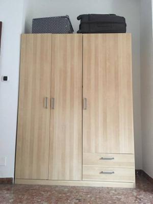 Armadio ikea dombas 3 ante 2 cassetti posot class for Ikea armadio due ante
