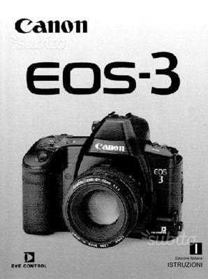 Canon Libretto Fotocamere e Flash Analogiche