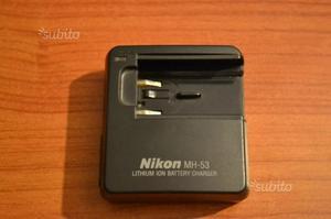 Caricabatterie Nikon mh-53