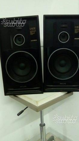 Casse x stereo PHILIPS LSB watt