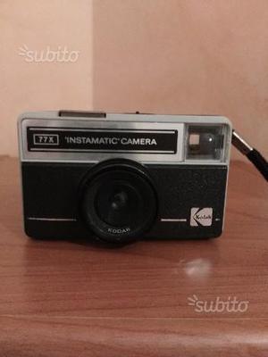 Instamatic camera-kodak