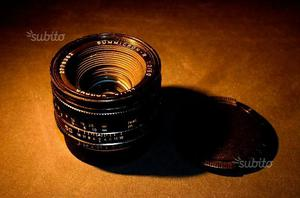 Leica Leitz Summicron 50 mm f2 3 camme