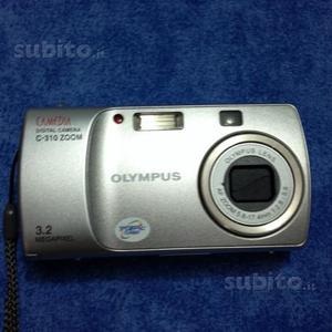 Macchina fotografica digitale olympus