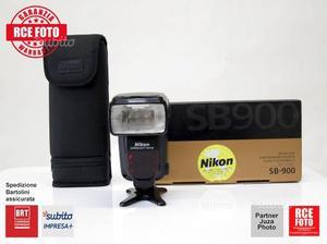NIKON SB900 Rce Vicenza
