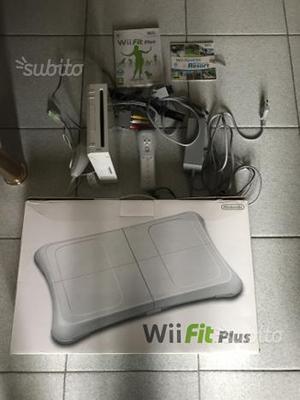 Nintendo Wii + Balance Board + Giochi