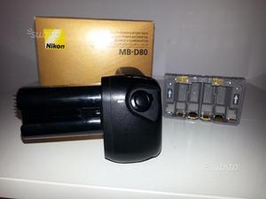 Pacco Batteria Nikon MB-D80