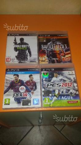 Playstation 3 slim 160gb usata