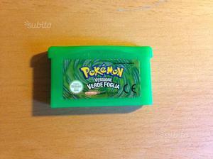 Pokemon verde foglia casino