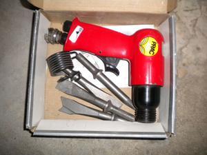 martelletto pneumatico ad aria compressa