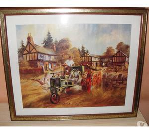 Vendo quadri antichi soggetto citta di posot class for Compro quadri contemporanei