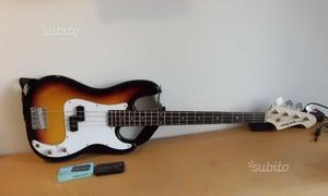 Basso Elettrico Aria STB Series P. Bass clone