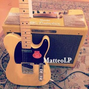 Fender telecaster baja custom shop designed