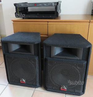 Impianto audio auto casa 300 watt rms posot class - Impianto audio casa ...