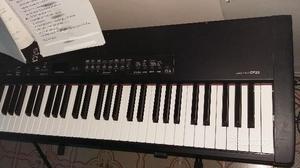 Pianoforte digitale Yamaha Cp 33