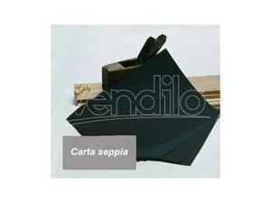AMATI X180 CARTA ABRASIVA SEPPIA PER MODELLISMO (9