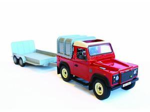 Britains  Big Farm - Modellino di Land Rover con
