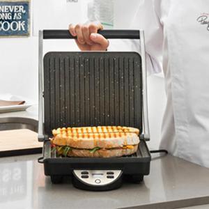 Griglia Per Panini Chef Master Kitchen