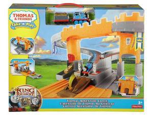 Mattel Y - Trenino Thomas Fisher Price Thomas e Le