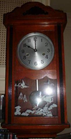 Orologio a pendolo da muro // Pendulum Wall Clock