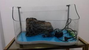 Filtro per acquario o tartarughiera biovita 250 posot class for Filtro per tartarughiera