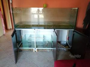 Vasca per acquario o sump posot class for Acquario grande usato