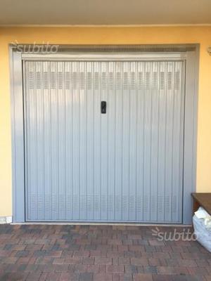 Basculante portone garage
