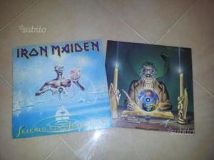 Iron Maiden  LP Vinile 33 giri