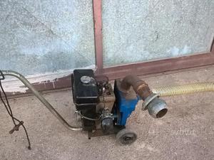 Pompa per irrigazione motopompa