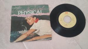 """Raro disco vinile 45 giri """"olivia newton john""""the"""