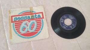 "Raro disco vinile lp 45 giri ""60 sessanta ""anni 60"