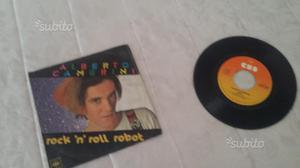 "Raro disco vinile lp 45 giri ""alberto camerini""roc"