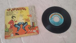 "Raro disco vinile lp 45 giri ""kim & the cadillacs"""