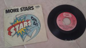 "Raro disco vinile lp 45 giri ""more stars""stars on"