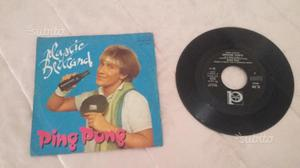 """Raro disco vinile lp 45 giri """"plastic bertrand""""pin"""