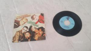 "Raro disco vinile lp 45 giri ""village people""5 o'"