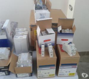 vendo stock materiale elettrico civileindustriale Vetrina