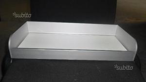 Mensole in plexiglass come nuove posot class for Mensole alluminio