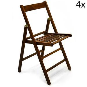 Sedie pieghevoli in legno di faggio marca posot class for Sedie pieghevoli legno