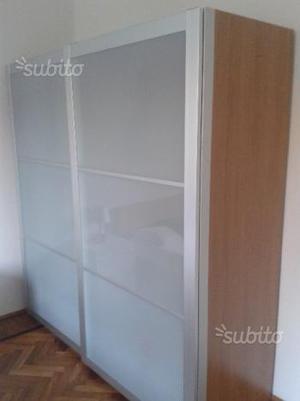 Armadio cucina ikea varde porta frigorifero posot class - Ikea armadio 2 ante ...