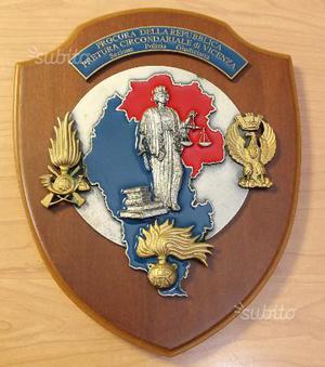 Carabinieri crest sezione p.g. vicenza