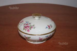Centro tavola in ceramica bavaria